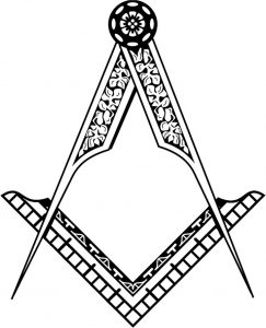 Image of Square and compasses
