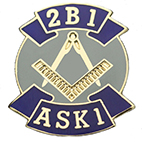 Picture of 2b1ask one badge